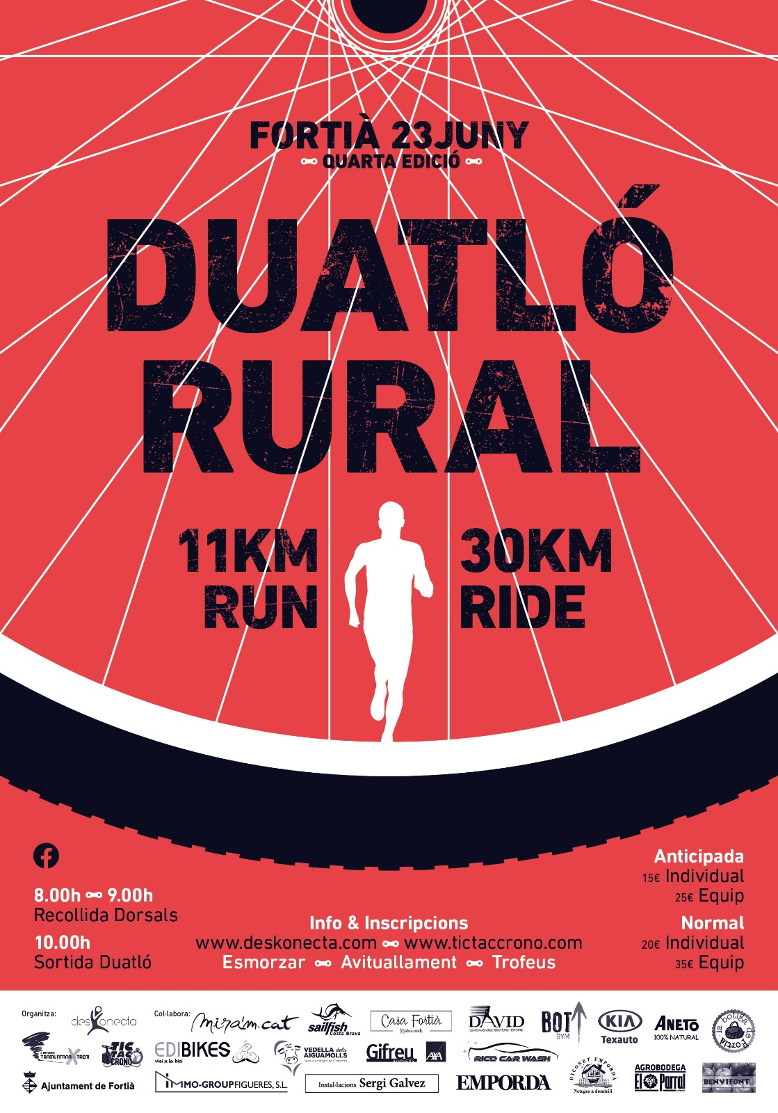 Cartell duatlo 2019
